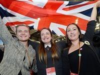 Schottische Mehrheit rettet Vereinigtes K�nigreich