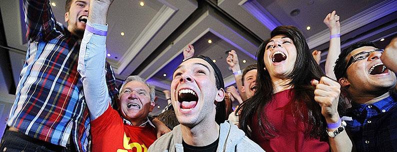 Schottland stimmt gegen die Unabh�ngigkeit