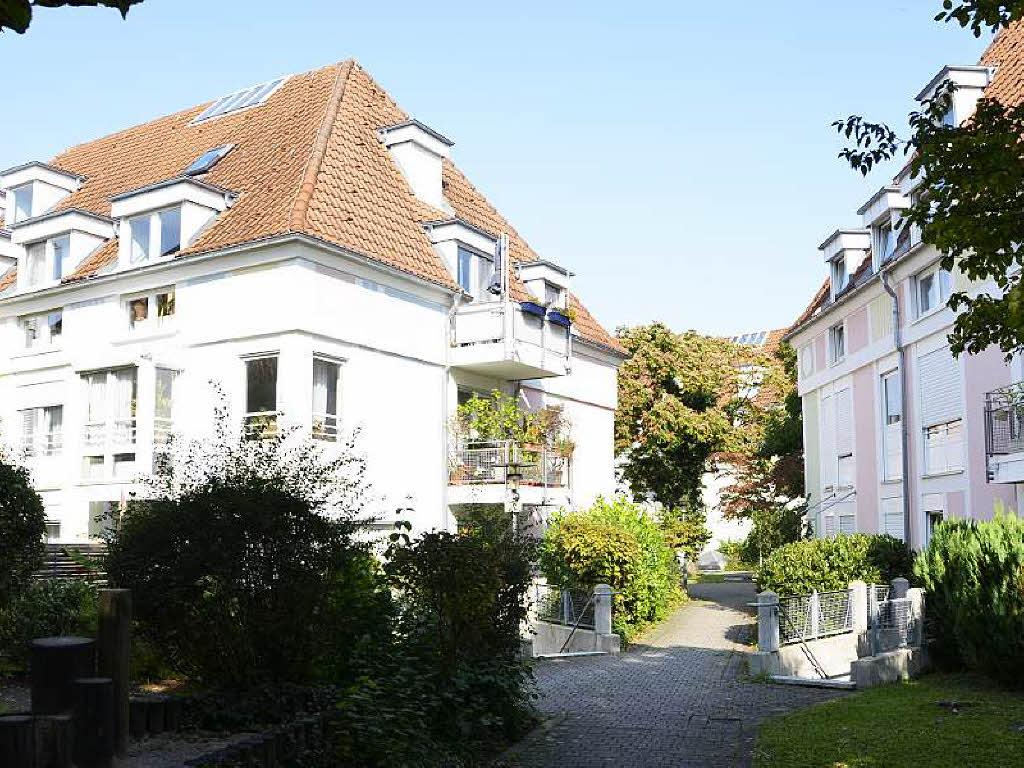 genossenschaft gemibau kauft 158 wohnungen im b rgerpark offenburg badische zeitung. Black Bedroom Furniture Sets. Home Design Ideas