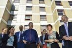Fotos: Integrationsministerin Bilkay �ney besucht Polizeiakademie