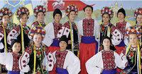 Volkstanz aus der Ukraine in Stegen