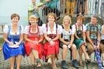 Fotos: Trachtenumzug beim Auggener Winzerfest