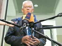 Asyl-Debatte: �zdemir stellt sich vor Kretschmann