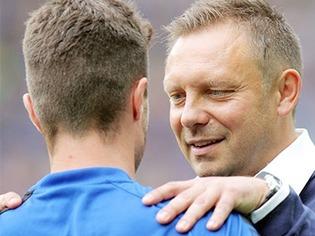 Andr� Breitenreiter: Tabellenf�hrer mit Paderborn - jetzt zu Gast beim FC Bayern
