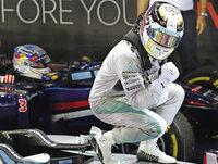 Lewis Hamilton jagt sich selbst