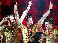Deutsche Volleyballer gewinnen Bronze bei WM