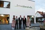 Fotos: Halle in Pfaffenweiler in neuem Glanz