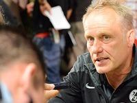 Christian Streich erkl�rt die Wut �ber das sp�te Hertha-Tor