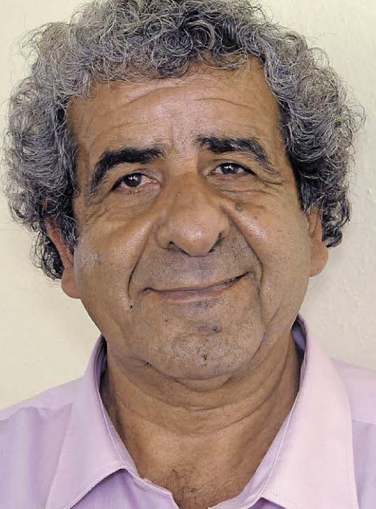 Das Engagement von Hosein Hoseinkhani ... wurde mit einem Sonderpreis gewürdigt  | Foto: Markus Zimmermann