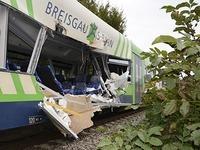 Bahnungl�ck in Ihringen: Polizei �berpr�ft Signalanlage