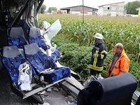Ihringen: Hat der Lkw-Fahrer das Rotlicht �bersehen?
