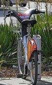 Mit dem Fahrrad unterwegs in Mulhouse