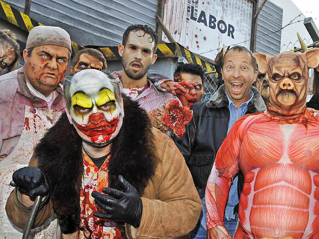 Halloween Horror Nights Jobs
