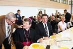 Erzbischof Stefan Burger in L�ffingen