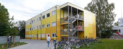 Private Wachdienste auch in Freiburger Asylheimen