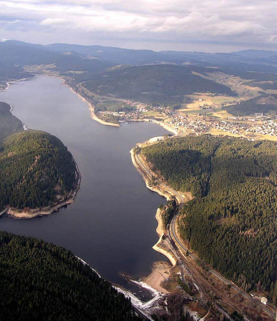 Der Schluchsee wird zum beliebtesten See in Baden