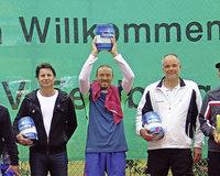 Tennis mit Gipfelsicht