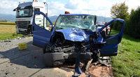 Schwerer Unfall auf B 3