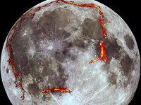 Forscher entr�tseln den Mann im Mond