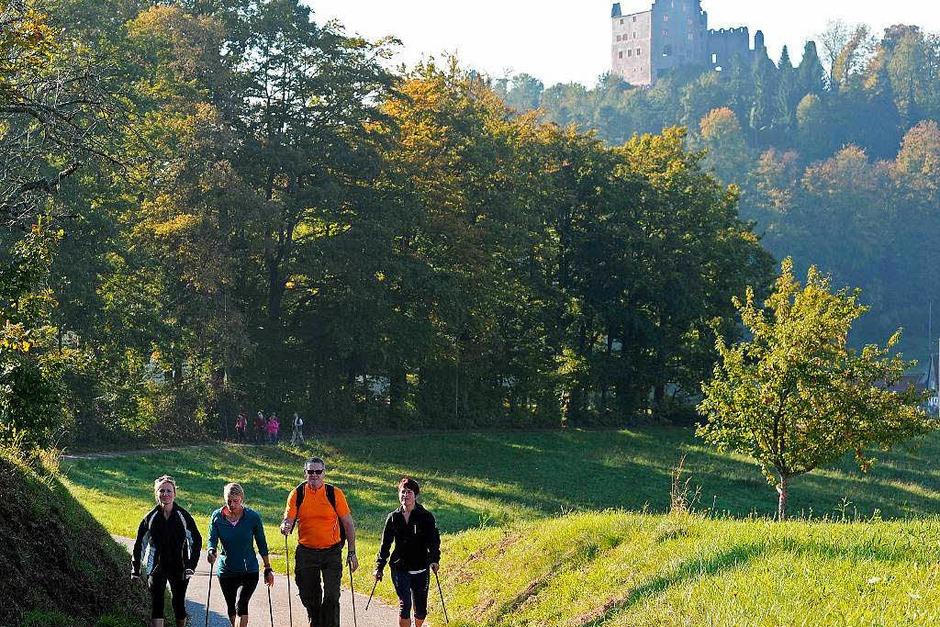 Der Majoratslauf von Seelbach nach Diersburg und das anschließende Fest (Foto: Bettina Schaller, Bettina Schaller Presse)