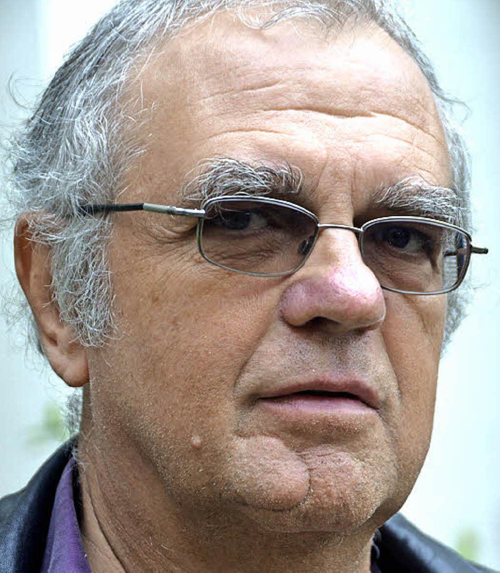 Karl-Heinz Drux, neuer Eigentümer der HEK-Immobilie Foto: MIchael krug