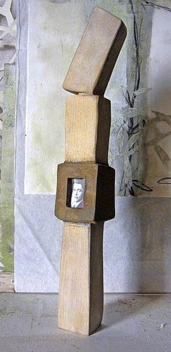 Für ein Nachfolge-Denkmal hat Clemens Hunger bereits einen Entwurf erstellt.   | Foto: privat