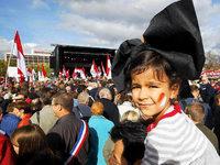 Demo in Straßburg: Elsass wehrt sich gegen die Fusion