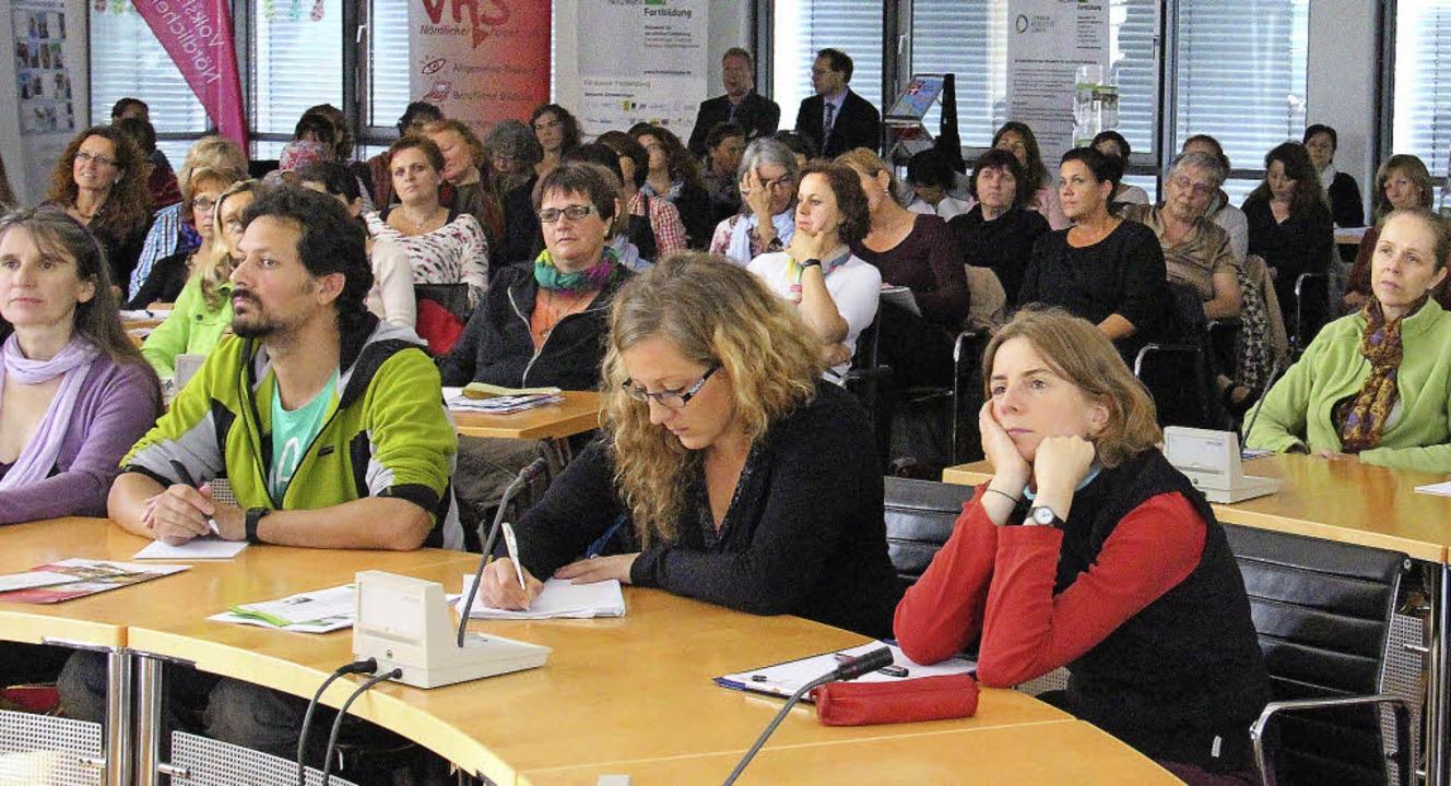 10. Frauenwirtschaftstag  | Foto: Gerda Oswald