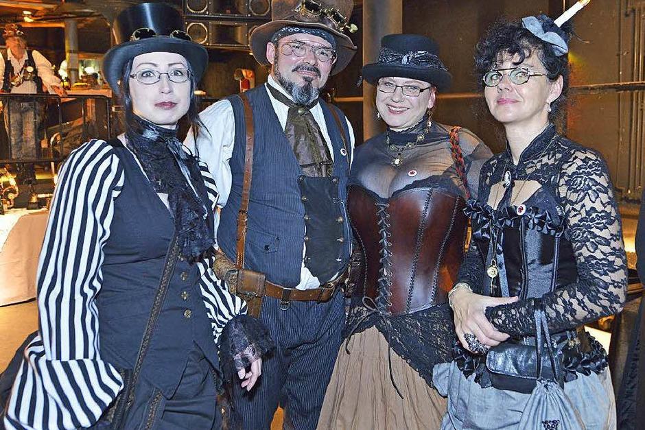 Impressionen von der Steampunk-Convention. (Foto: Michael Bamberger)