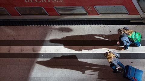 """GDL-Chef: """"Die Bahn hat uns in den Streik getrieben"""""""