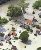 Hochwassergefahr hei�t Bauverbot