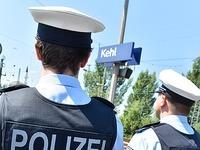 Illegale Einreise: Auf Streife mit der Bundespolizei