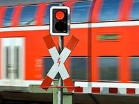 Strecke der H�llentalbahn nach Unwetter komplett gesperrt