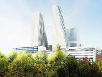 Roche plant erstes 200-Meter-Hochhaus der Schweiz