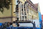 Fotos: Das Murger Kriegerdenkmal ist am neuen Platz