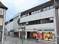 Kaufhaus Krauss kommt weg - Unm��ig plant Einkaufsgalerie