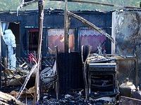 Explosion in Wohnwagen: Frau schwebt in Lebensgefahr