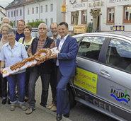 Murger B�rgerbus auf Erfolgskurs