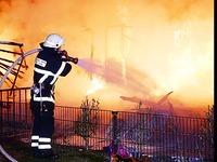 Freiburg: So haben Camper die Wohnwagen-Explosion erlebt