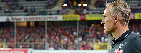 Der SC Freiburg f�hrt frohen Mutes nach Augsburg