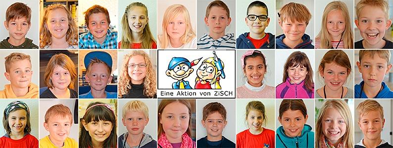 10 Jahre Zisch: Kinder machen die Badische Zeitung