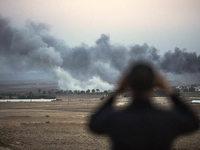Amerikansiche Bomben stoppen die Dschihadisten