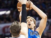 Dirk Nowitzki geht in seine 17. NBA-Saison