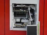 Unbekannte sprengen Geldautomaten in Breisach