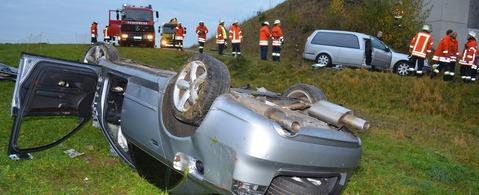 T�dlicher Unfall in Unadingen - Beifahrer fl�chtet