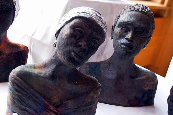 Eindrücke von der Messe Handwerk und Kunst in Bad Säckingen