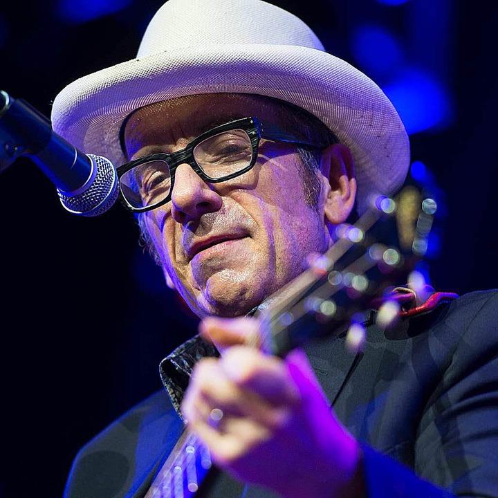 Elvis Costello    Foto: dpa