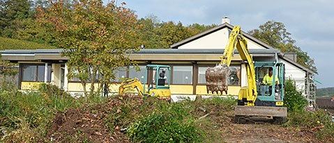 """Bischoffinger Restaurant """"Steinbuck"""" �ffnet 2015 wieder"""