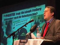 Wie war's beim… IS/Freiburg-Lebenswert-Vortrag von Ex-Titanic-Chef Leo Fischer?