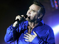 Morrissey sagt Konzert bei der Baloise Session ab